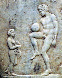 Ancient Rome's Animal Cruelty for Entertainment in the Amphi-theatre a